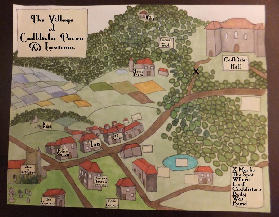 Cadblister Parva Map